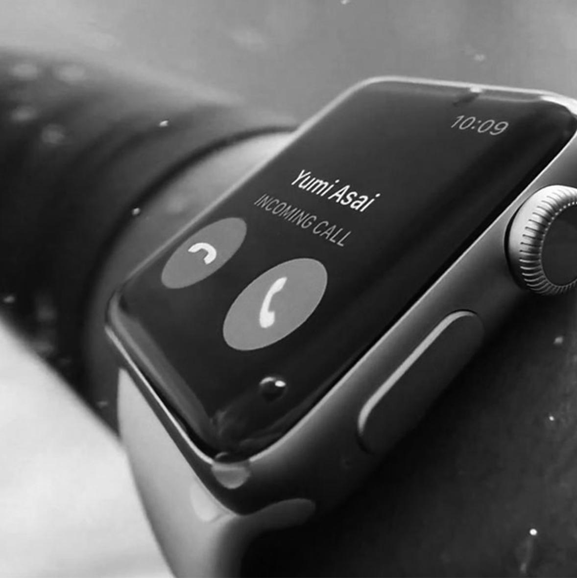 síclo apple watch