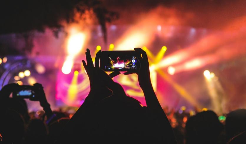 festivales de música y tecnología